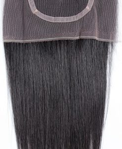 Natural Straight Closure Bottom